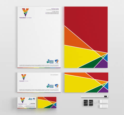 Image of Volunteer Dundee Stationery