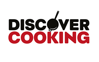 Logo design for Discover Cooking