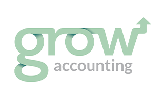 Logo design for grow accounting